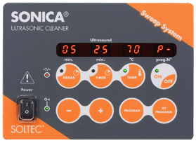 Ultrasonic Cleaner serie EP S3